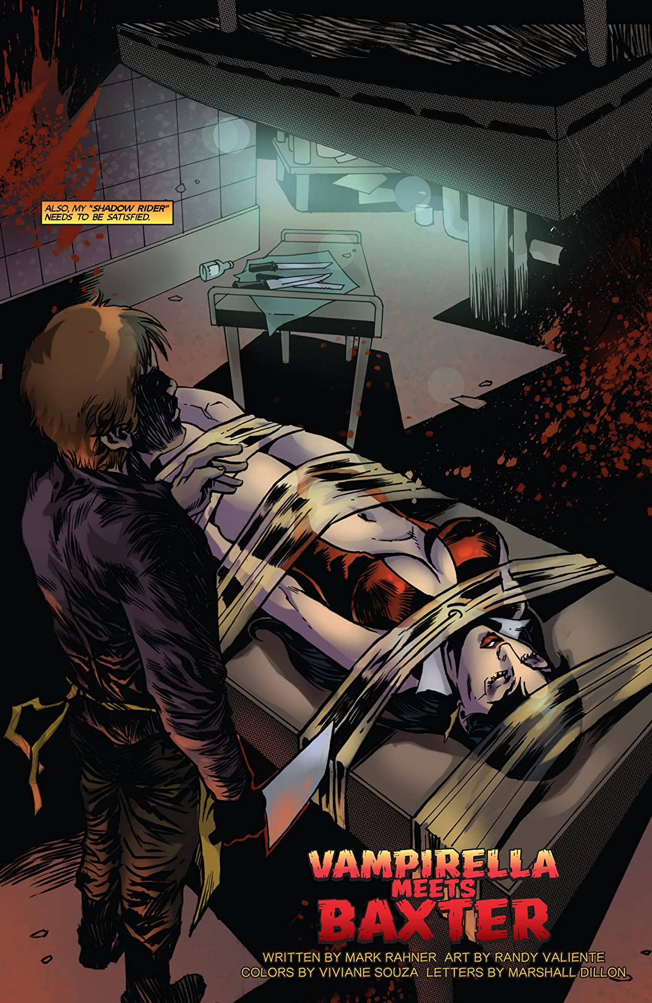 Vampirella Annual 2013 #3