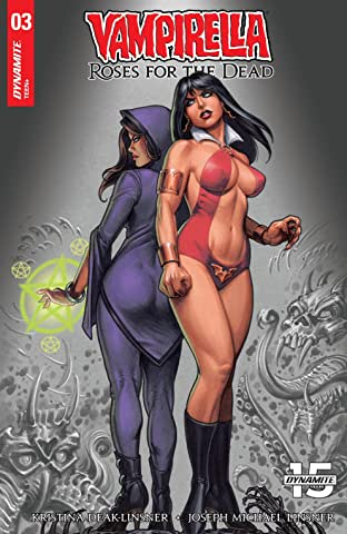 Vampirella: Roses For The Dead No.3