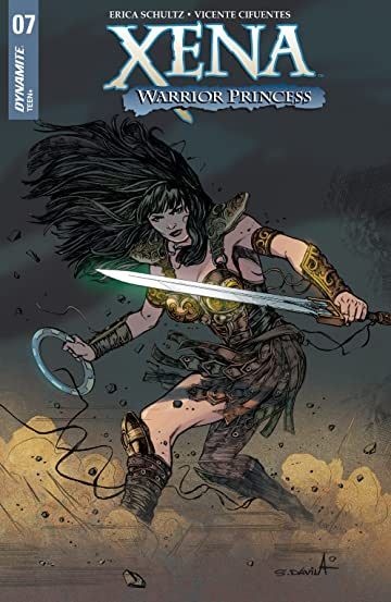 Xena: Warrior Princess Vol. 4 #7