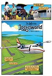 The Lady & The Lost World No.4