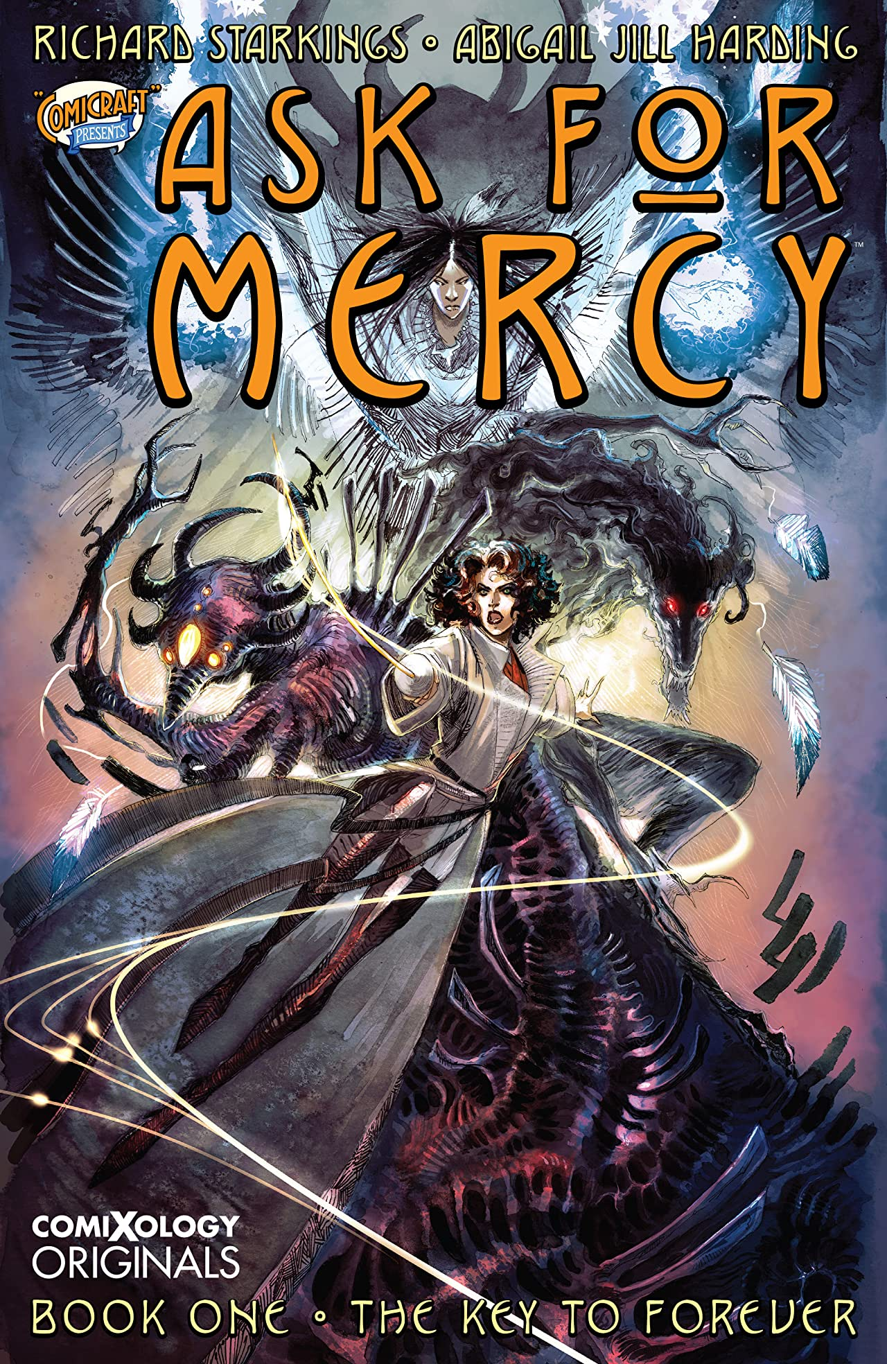 Ask For Mercy Season One (comiXology Originals): The Key To Forever