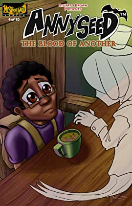 Annyseed - the Blood of Another #4