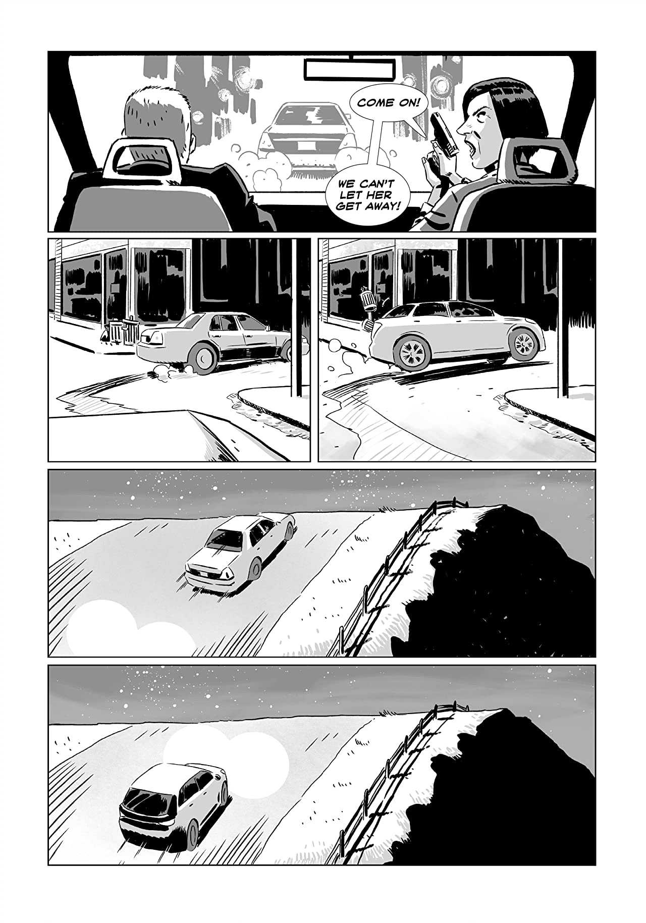 Rebirth of the Gangster #9