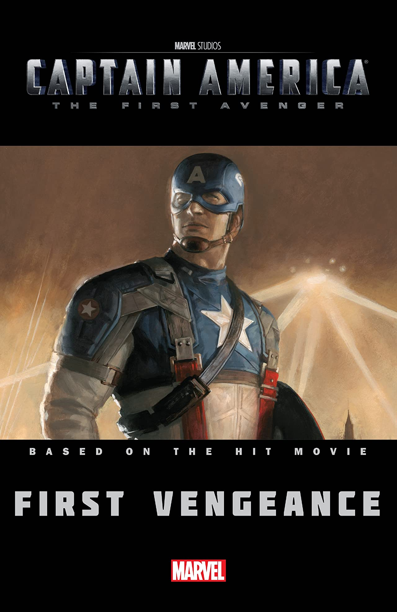 Captain America: First Vengeance