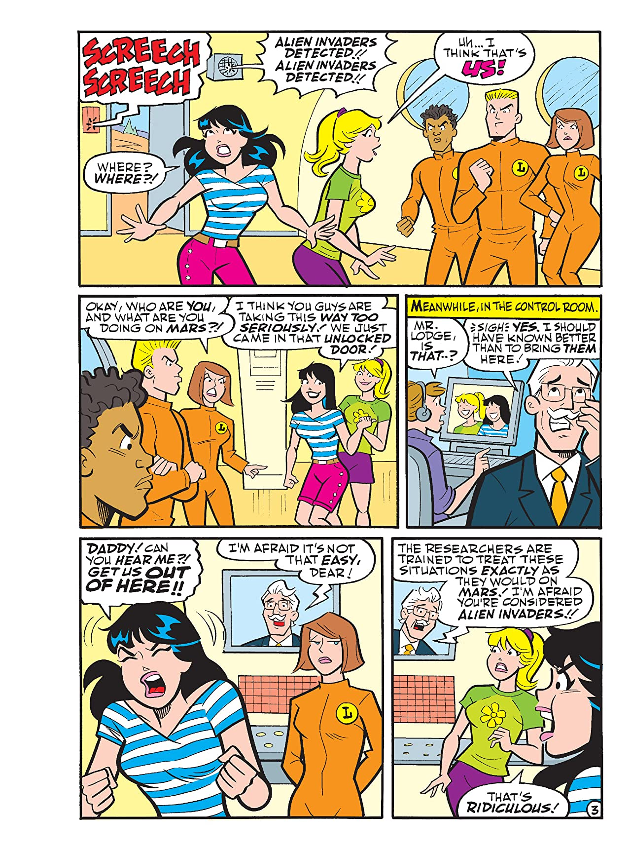 Betty & Veronica Double Digest #264