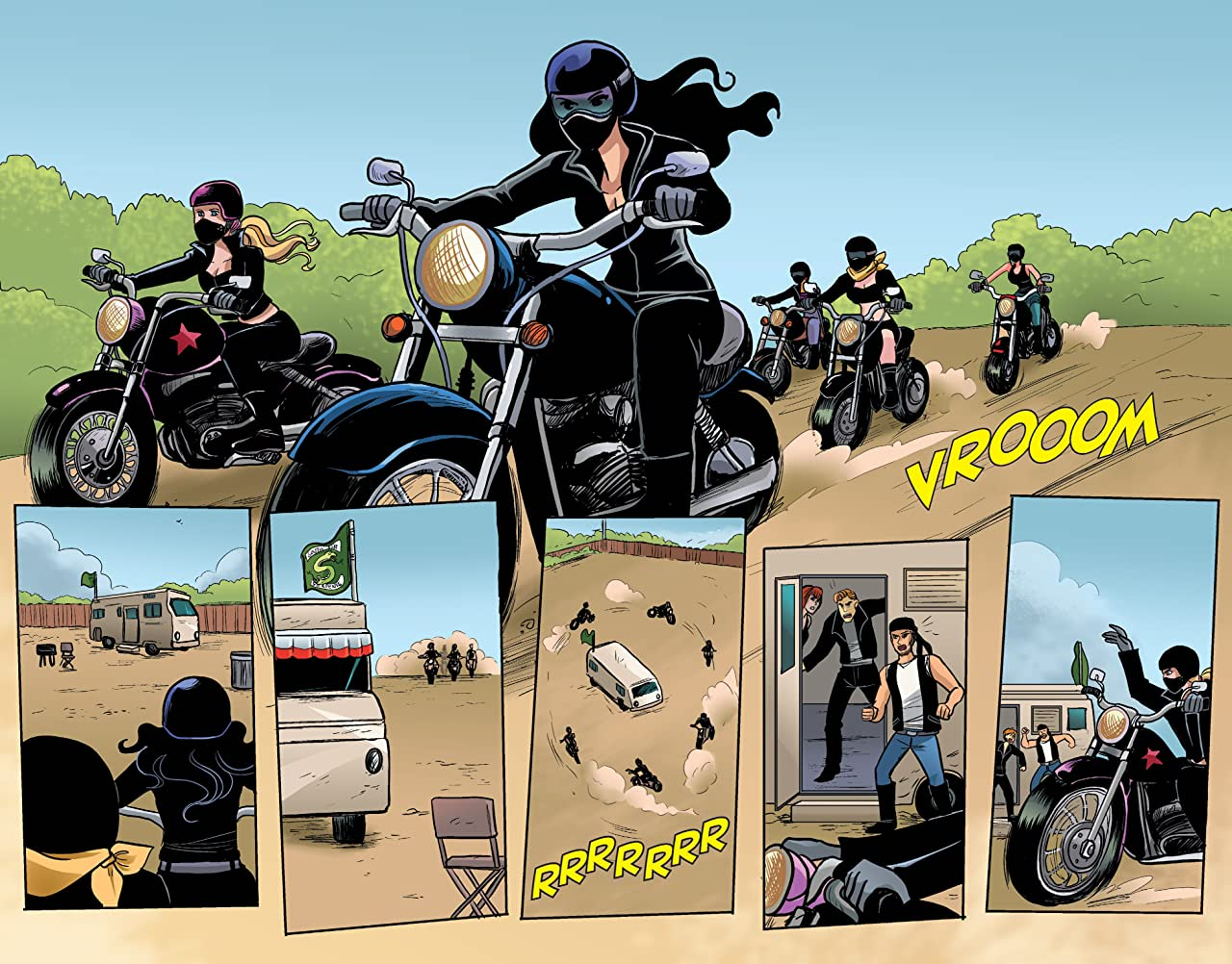 Betty & Veronica Vixens Vol. 1
