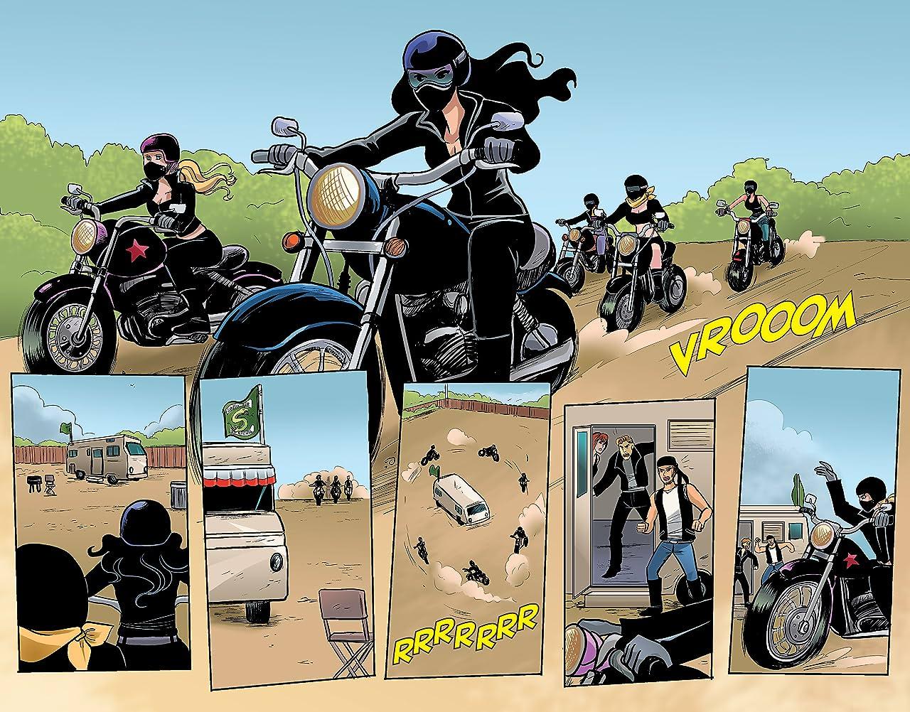 Betty & Veronica Vixens Tome 1