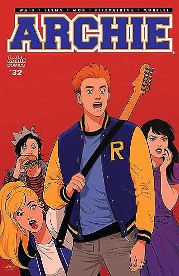 Archie (2015-) #32