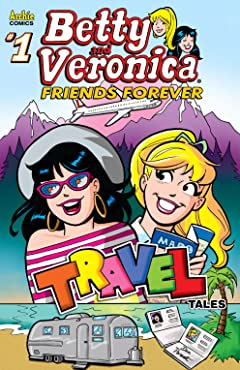 Betty & Veronica Friends Forever: Travel