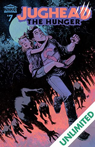 Jughead: The Hunger #7