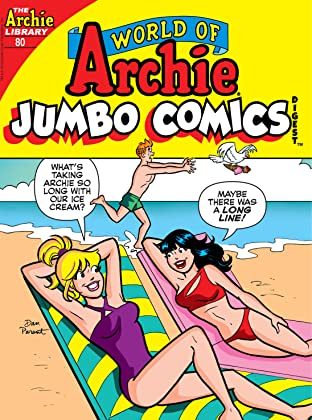World of Archie Double Digest No.80