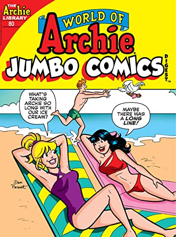 World of Archie Double Digest #80