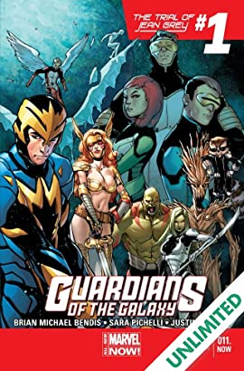 Guardians of the Galaxy (2013-2015) #11.NOW