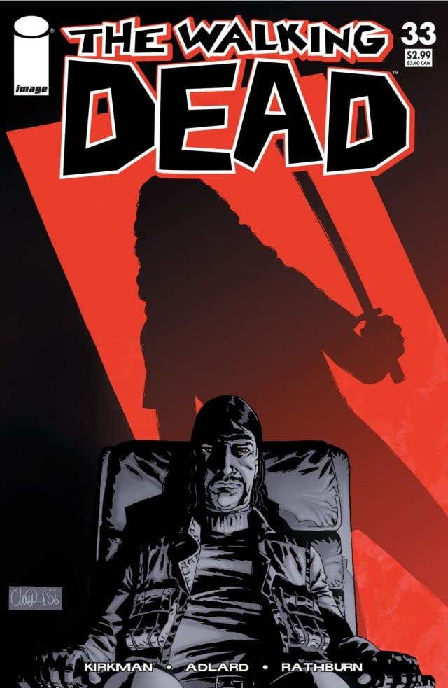 The Walking Dead #33