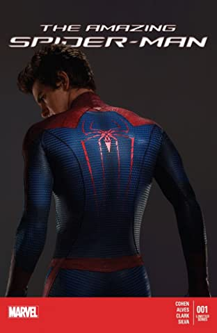 The Amazing Spider-Man: The Movie Adaptation #1