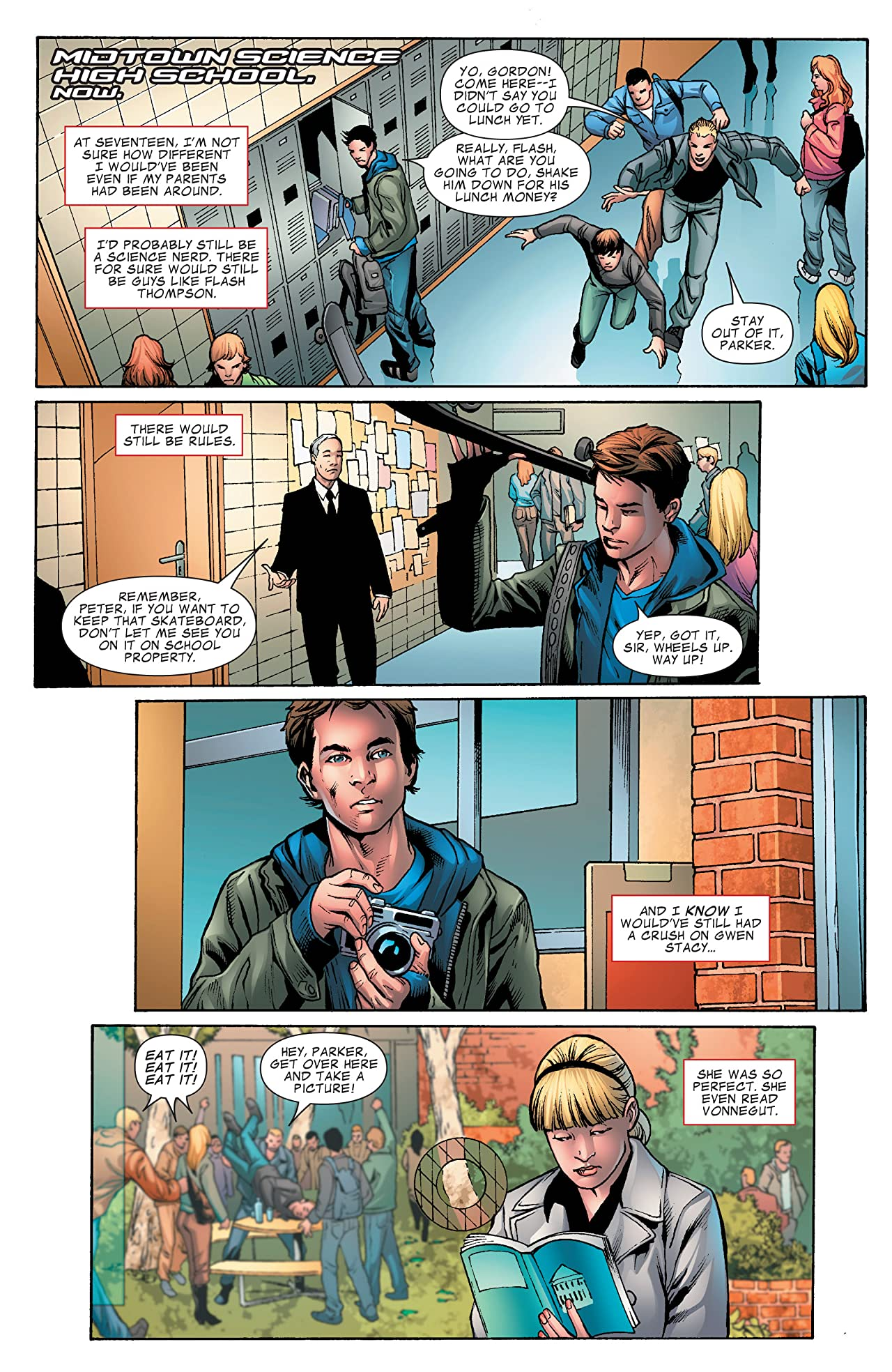 The Amazing Spider-Man: The Movie Adaptation #1 (of 2)