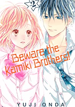 Beware the Kamiki Brothers! Vol. 2