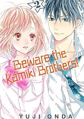 Beware the Kamiki Brothers! Vol. 2