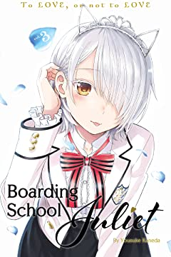 Boarding School Juliet Vol. 3