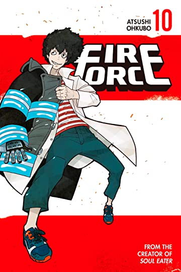 Fire Force Vol. 10