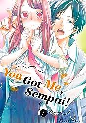 You Got Me, Sempai! Vol. 2