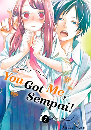 You Got Me, Sempai! Vol. 2