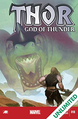 Thor: God of Thunder #18