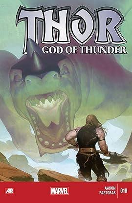 Thor: God of Thunder #18