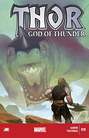 Thor: God of Thunder No.18