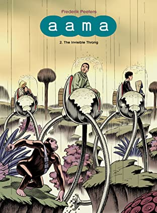 Aama Tome 2: The Invisible Throng