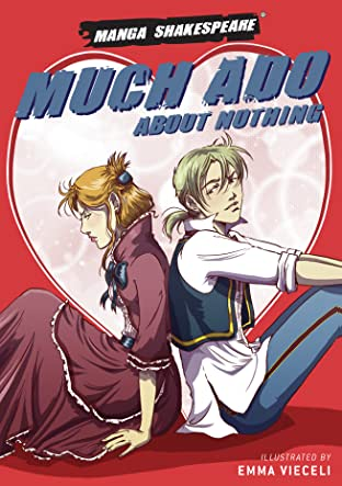 Manga Shakespeare: Much Ado About Nothing