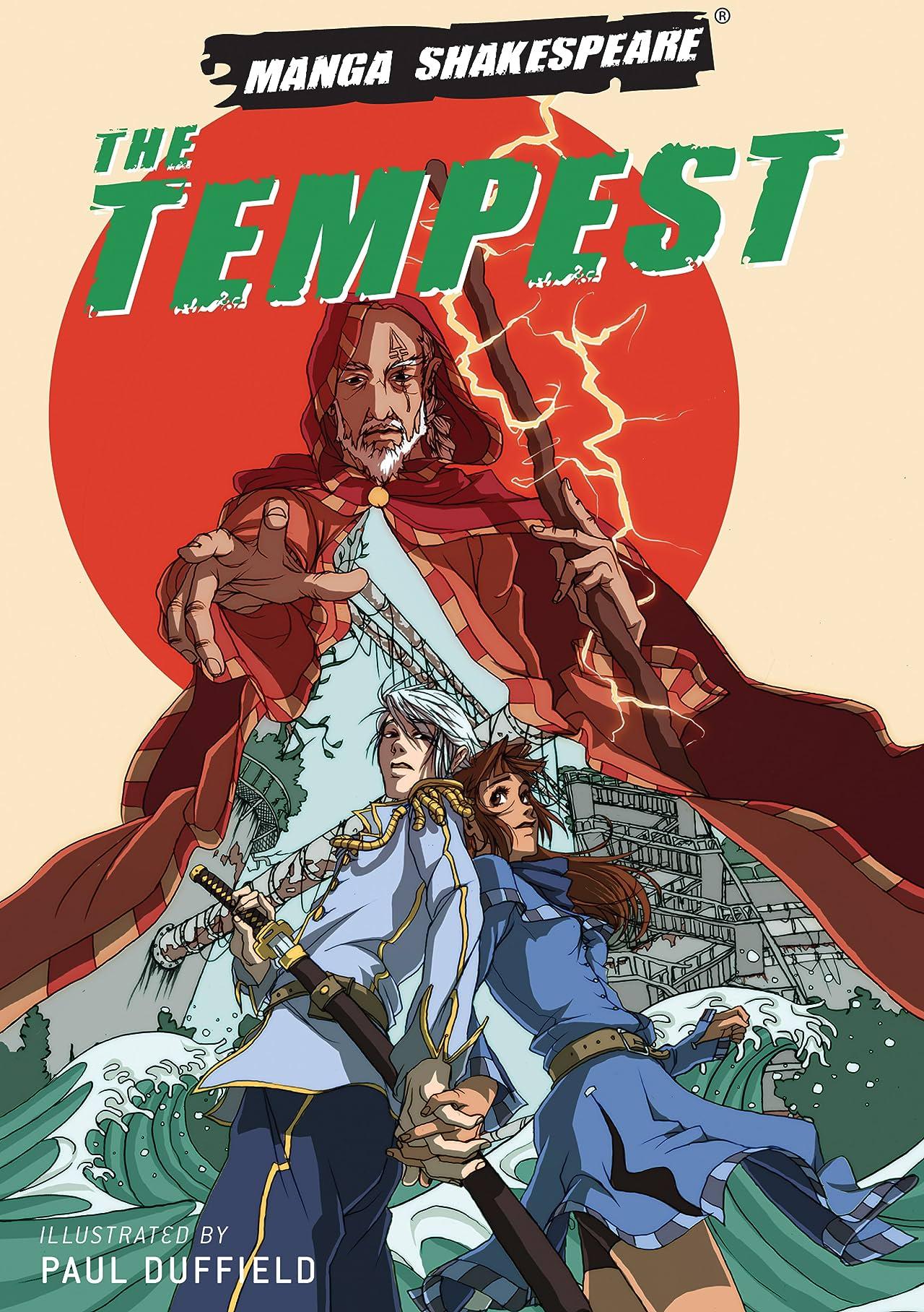 Manga Shakespeare: The Tempest