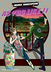 Manga Shakespeare: As You Like It