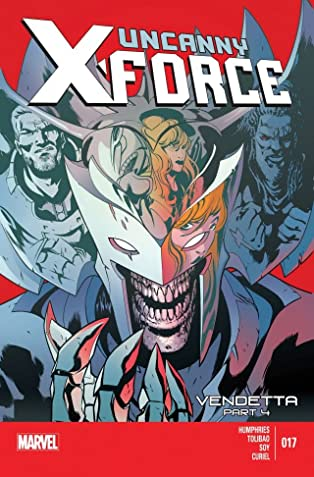 Uncanny X-Force (2013-2014) #17