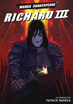Manga Shakespeare Vol.  : Richard III
