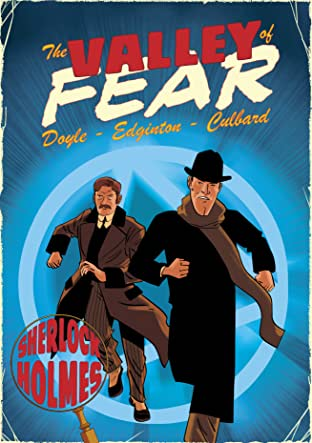 A Sherlock Holmes Graphic Novel Vol. 4: The Valley of Fear