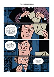 A Sherlock Holmes Graphic Novel Tome 4: The Valley of Fear