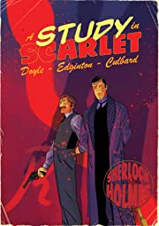 A Sherlock Holmes Graphic Novel Vol. 1: A Study in Scarlet