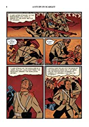 A Sherlock Holmes Graphic Novel Tome 1: A Study in Scarlet