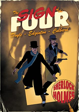 A Sherlock Holmes Graphic Novel Tome 2: The Sign of the Four
