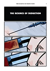 A Sherlock Holmes Graphic Novel Vol. 2: The Sign of the Four