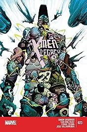 X-Men: Legacy (2012-2014) #23