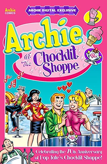 Archie at the Chocklit Shoppe