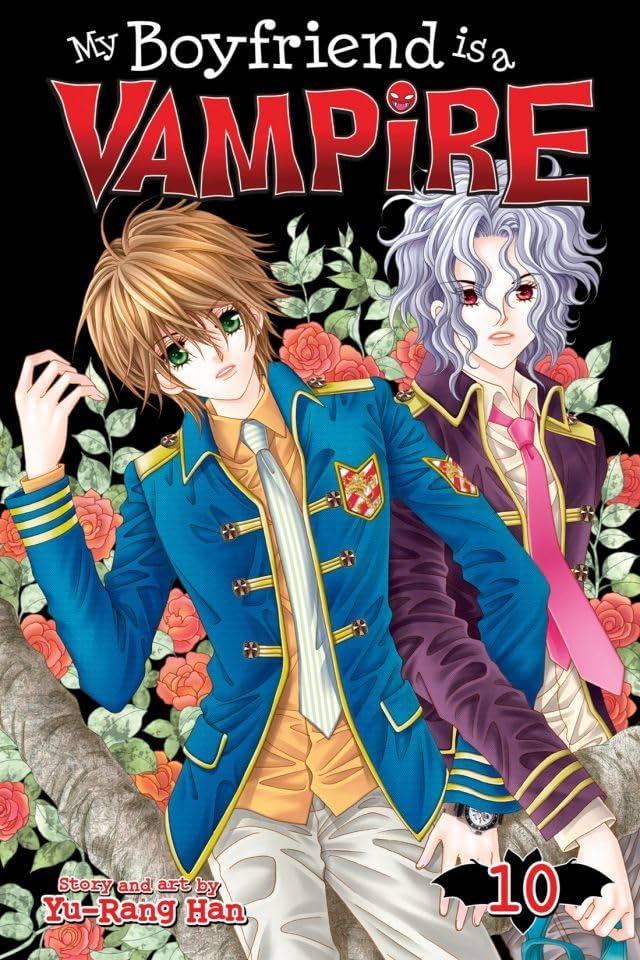 My Boyfriend Is A Vampire Vol. 10