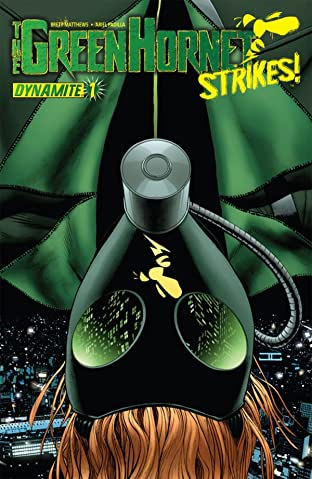 The Green Hornet Strikes! #1: Preview