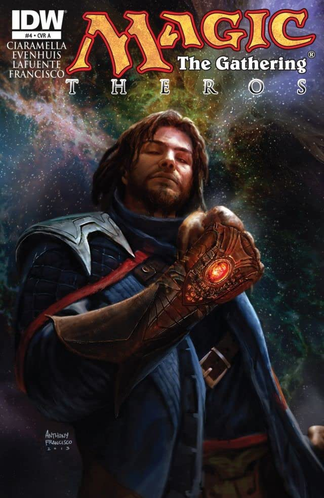 Magic the Gathering: Theros #4 (of 5)