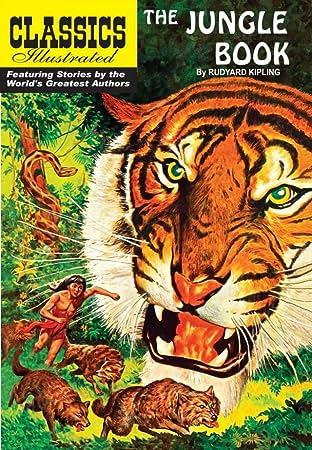 Classics Illustrated #83: The Jungle Book