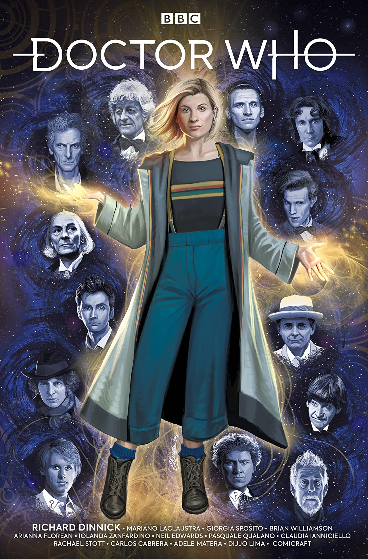 Doctor Who: The Thirteenth Doctor No.0: The Many Lives of Doctor Who