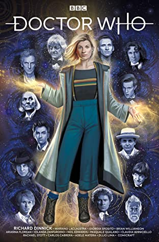Doctor Who: The Thirteenth Doctor #0: The Many Lives of Doctor Who