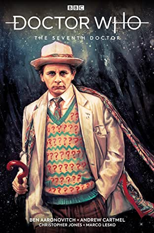Doctor Who: The Seventh Doctor Vol. 1: Operation Volcano